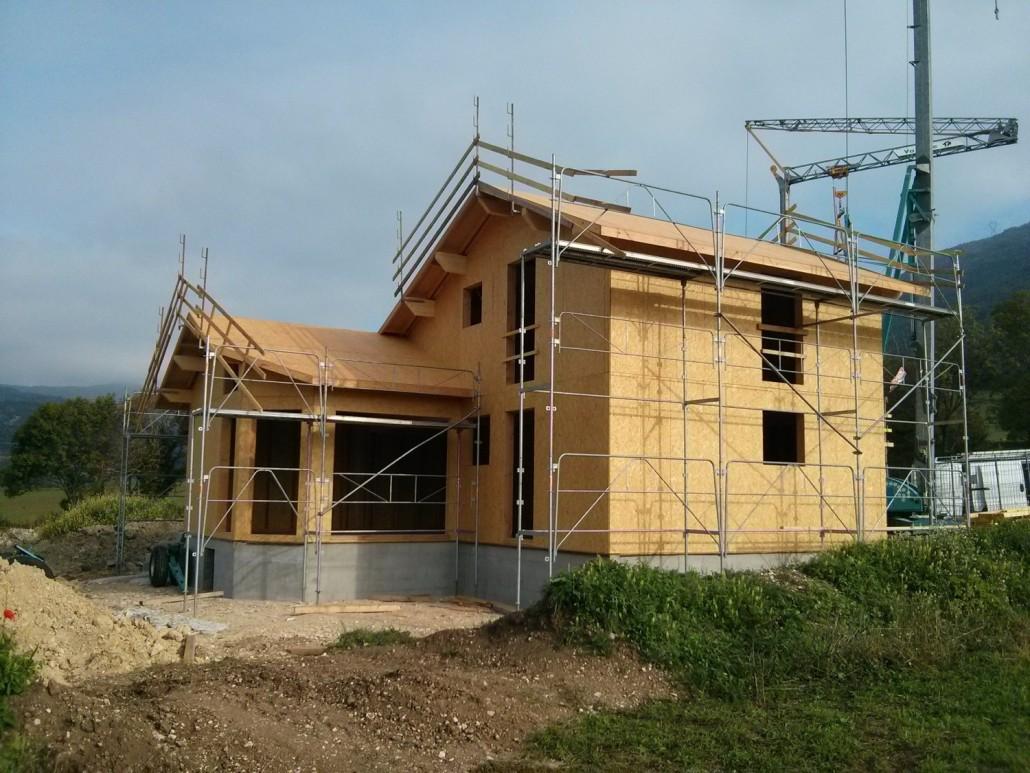 Maison ossature bois hors d 39 eau et hors d 39 air - Assurance maison hors d eau hors d air ...