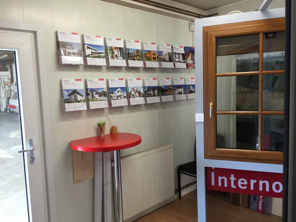 Showroom Internorm