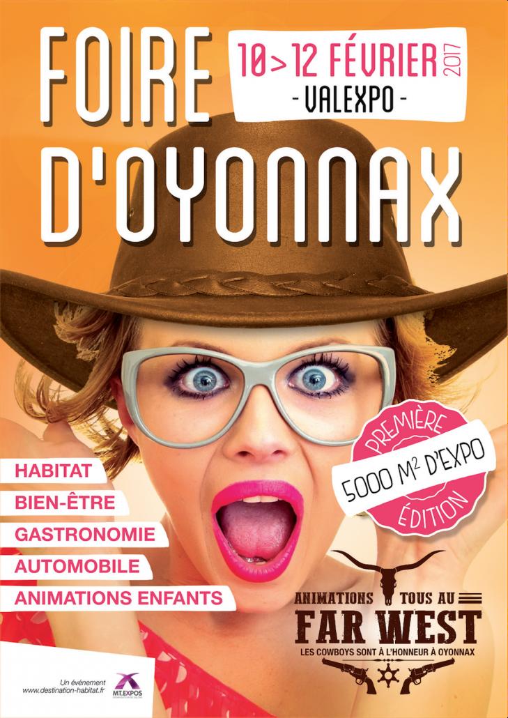 Foire d'Oyonnax 2017