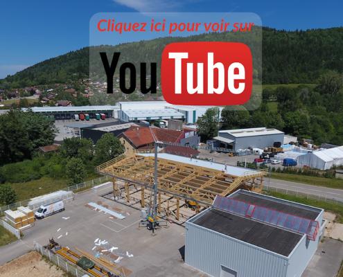 Nouveau bâtiment TOURNIER - Vidéo